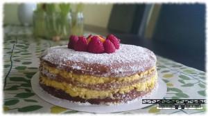 nacked cake 2 wellig