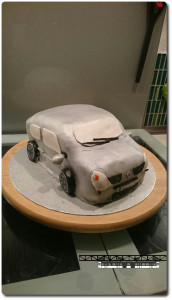 Renault Clio Sportwagen Torte