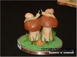 Schnecken Torte